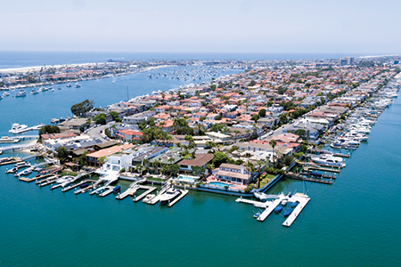 Great Spaces: Bayfront in Newport Beach