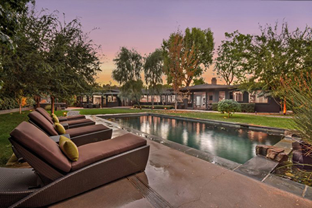 Famous Encino, Calif. Home Hops on the Market