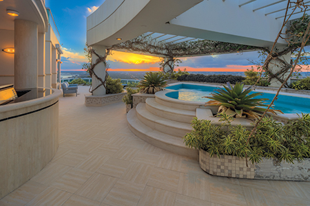 Great Spaces: Pharrell Williams' Miami Penthouse Sells for $9.25 Million
