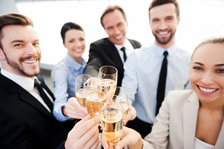 It's Time to Plan Your Next Client Party