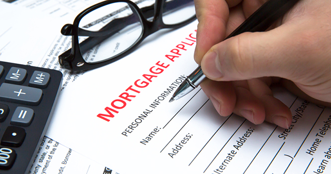Mortgage Applications Inch Higher