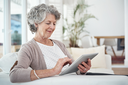 Seniors Are More Social Media-Savvy than You Might Think