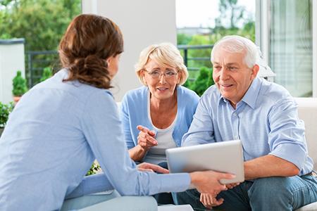 High-Level Service for Seniors