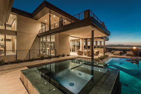 Great Spaces: Home of NBA Point Guard Hits Vegas Market