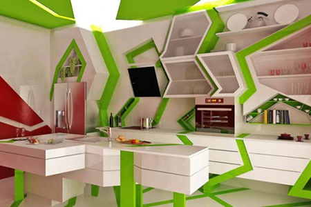 Would You Cook in One of These Wacky Kitchens?