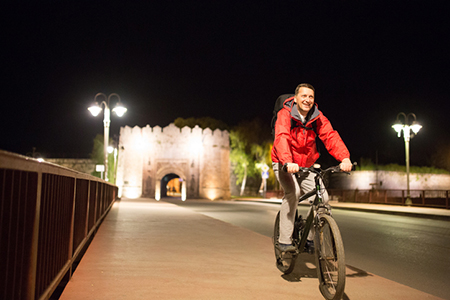 Bike Safety Tips for Riding at Night