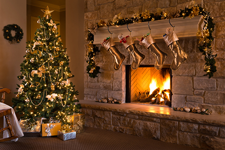 How to Decorate for the Holidays, Hollywood Style