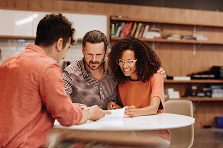 Taking the Work Out of Home Financing