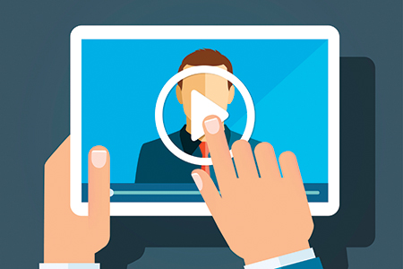 A New Twist on Video Training