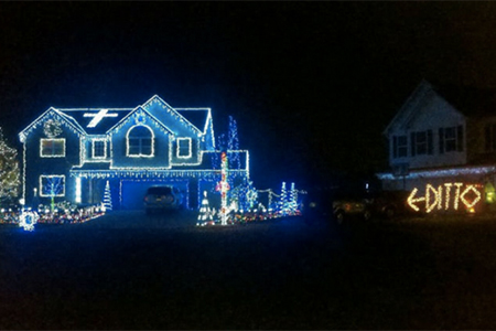 Bah Humbug: 5 Bizarre Holiday Light Fails