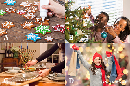 Enter to Win: What's Your Favorite Holiday Activity?