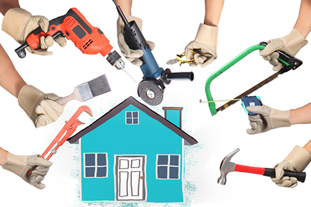 The Great Holiday House Fix-Up