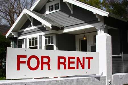 Demand for House Rentals Intensifies