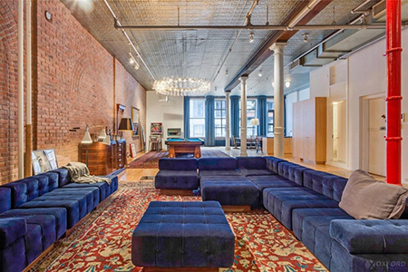 Adam Levine Says 'Sweetest Goodbye' to SoHo Loft