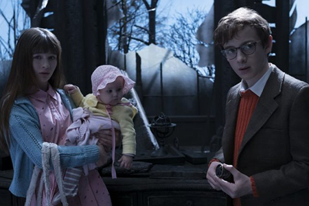 Netflix's 'A Series of Unfortunate Events' Makes a Real Estate Funny