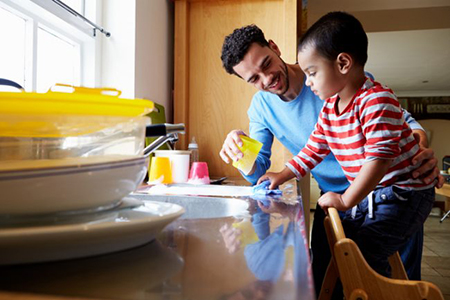 Fresh Home Start: Beginning 2017 on a Clean Note
