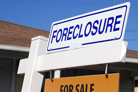 Foreclosure Activity Drops Off at Year-End