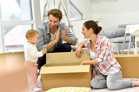 What to Do before You Get Settled in Your New Home