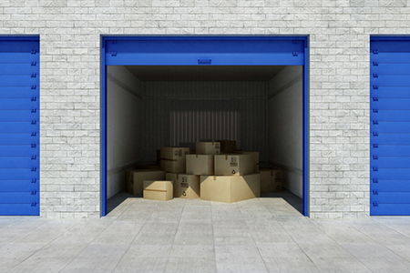 When Packing a Storage Unit, Strategy Is King