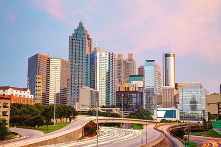 Moving? Chances Are You're Headed to Atlanta
