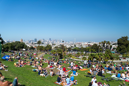 Explore America's Neighborhoods: Mission District, San Francisco