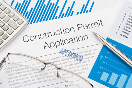 Commerce Department: Home-Building Down in January, but Permits Up