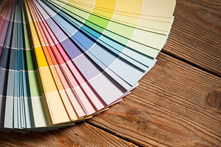Use Color Trends to Stage Your Home