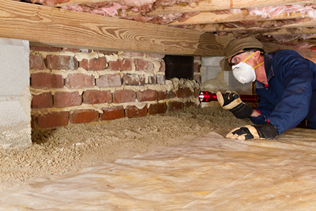 Your Place: Warming Up a Chilly Crawl Space