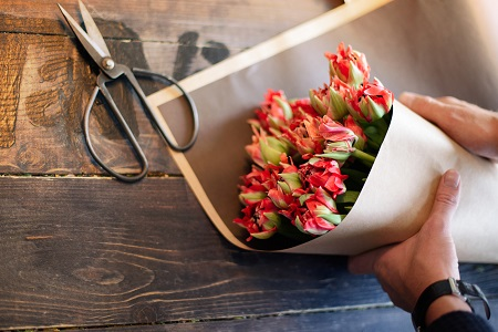 With Proper Care, Your Valentine's Flowers Can Last for Days