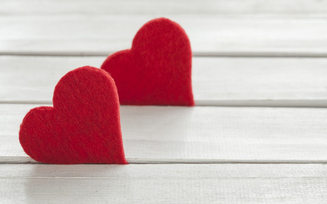 How to Stage Your Home for Valentine's Day