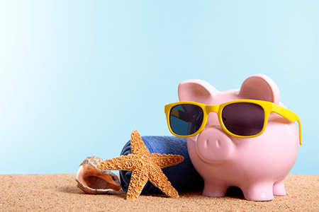 Ways to Save for Family Vacations