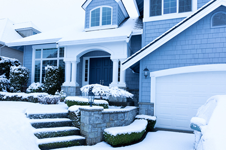 What to Expect When Selling a Home in Winter