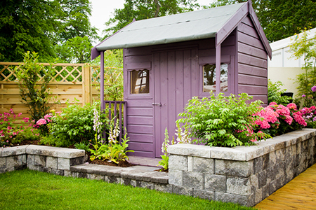 'She Sheds': Space for Fun, Creativity, Relaxation and Escape