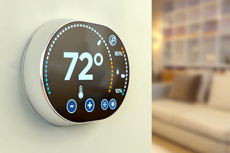 How Smart Thermostats Lower Utility Bills