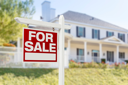 Existing-Home Sales Sputter in February