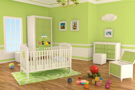 5 Steps to a Happy, Healthy, Well-Organized Nursery