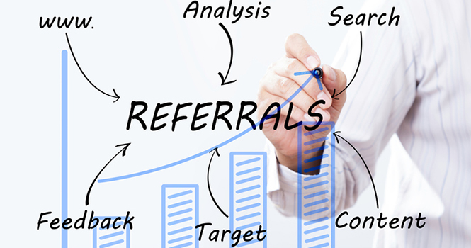 Referrals: Let Your Clients Work for You