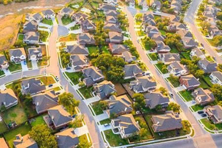 Trends in Housing: The County That Broke Texas' 8-Year Streak