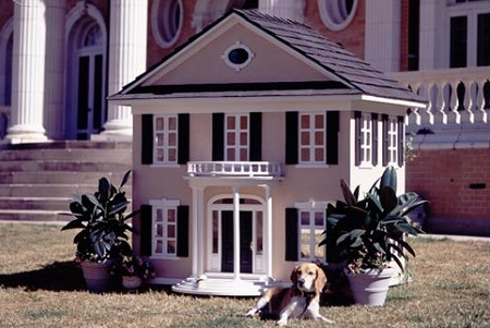 Take Pet Pampering to the Next Level With These Fabulous Dog Houses