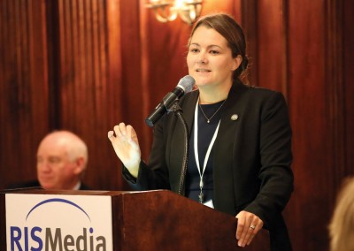 RISMedia CEO Exchange 2016: NAR's General Counsel Katie Johnson provides an update on the independent contractor issue.