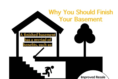 Why You Should Finish Your Basement