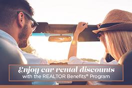 Realtor Benefits Rental Car