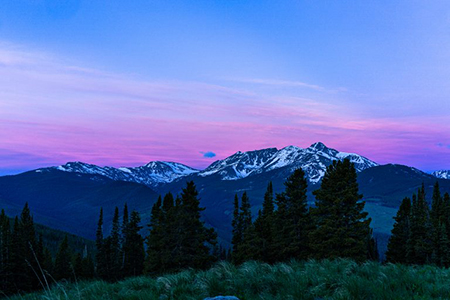 A Picture-Perfect Canvas in Vail Valley