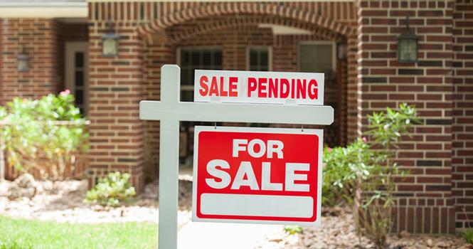 Pending Home Sales Flop