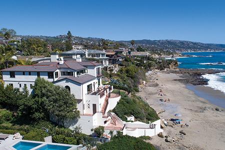 Diane Keaton's Restored Oceanside Getaway