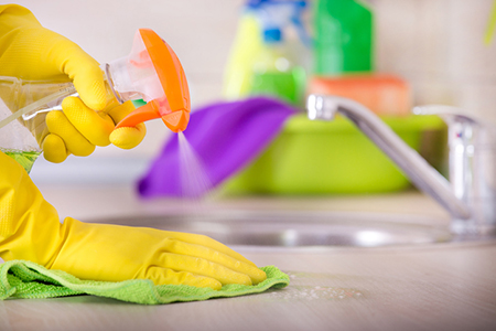 3 Daily Habits to a Cleaner Home