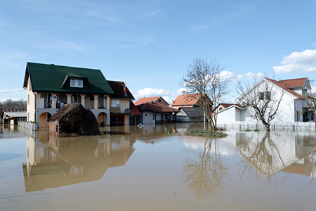 Home Flooded? Here's What to Do First