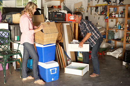 5 Tips for That Garage Clean-Out