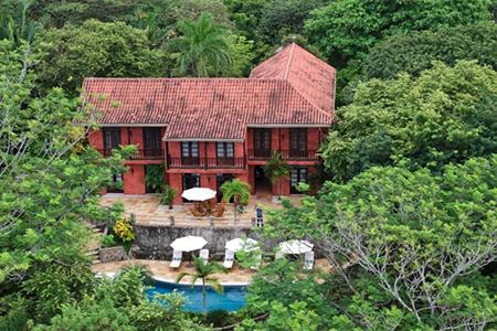 Costa Rica Casa: Mel Gibson's Jungle Vacation Home