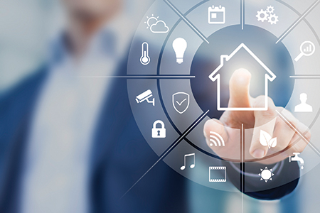 Smart Home Technology Is the Smart Way to Sell